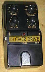 Pearl Overdrive OD-05